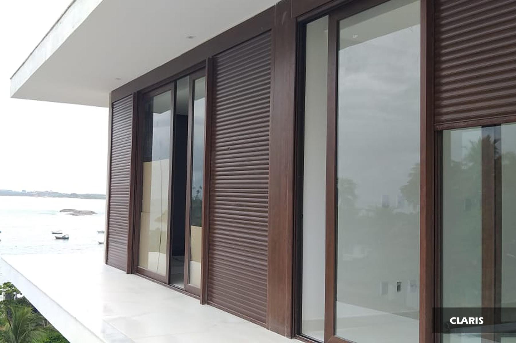 Linha Wood PVC